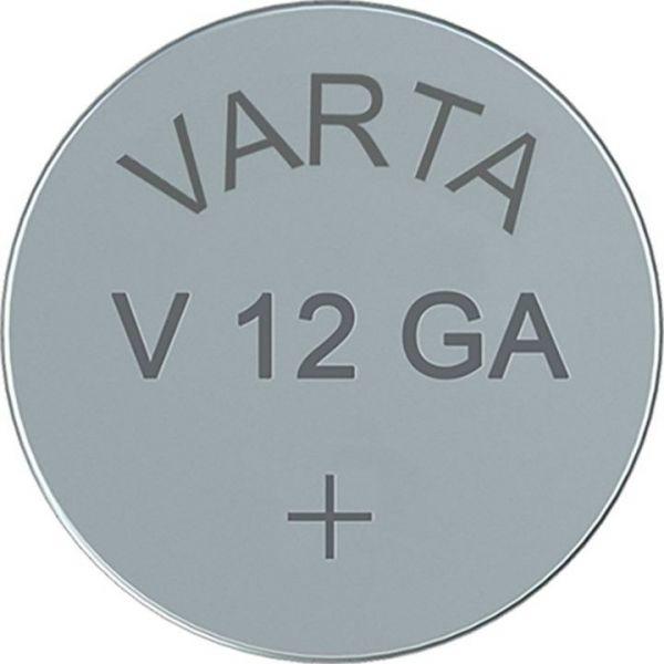 LR43 (V12GA) - Lithium-Knopfzelle, 1,5V Varta